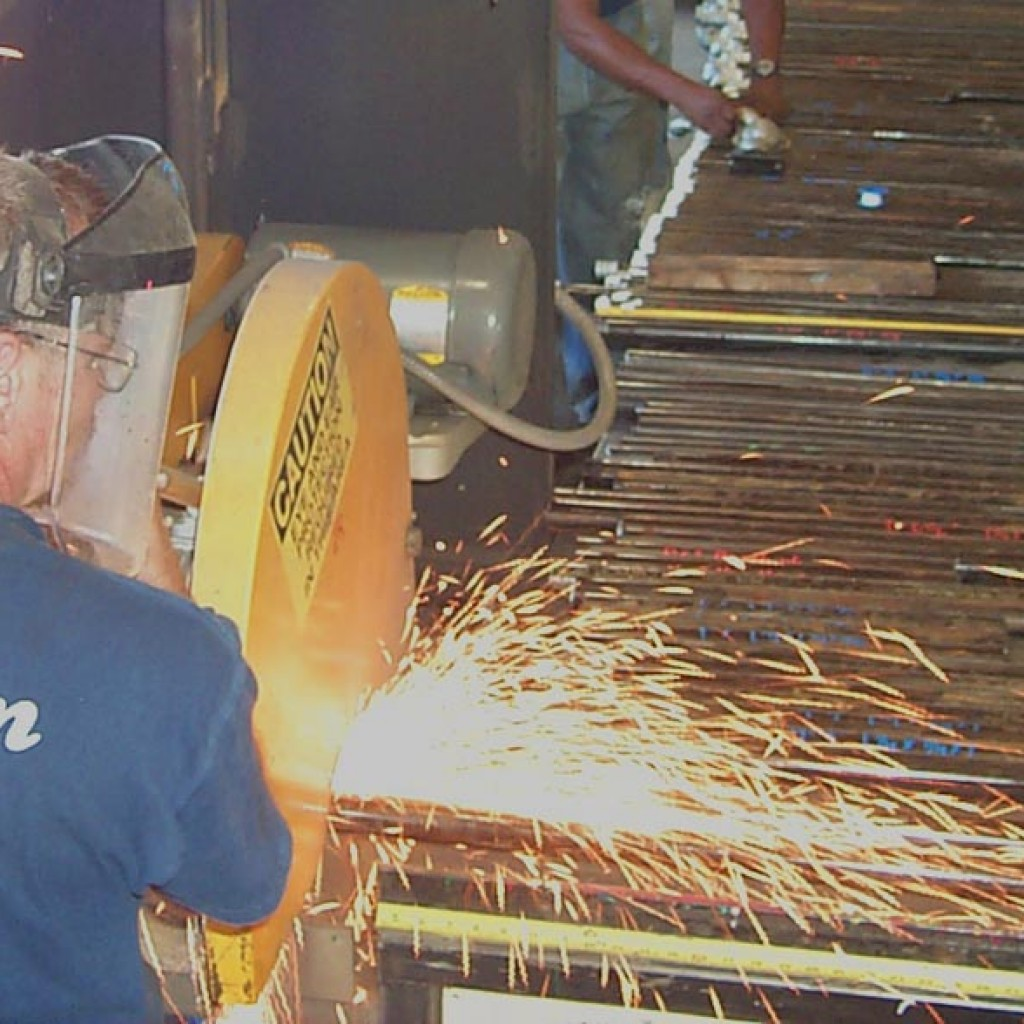 Pre-fabrication process from Can-Am Plumbing